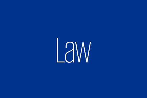 Tätigkeiten im Law