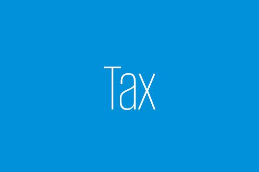 Tätigkeiten im Tax